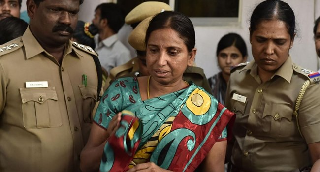 Rajiv Gandhi case convict Nalini moves HC for parole extension