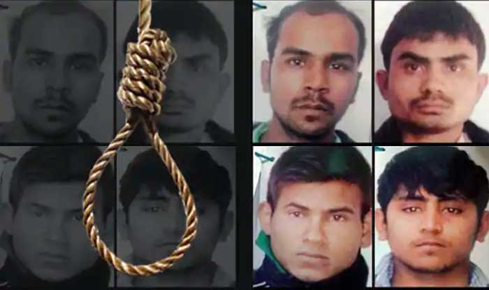 Nirbhaya Case: Delhi Court Rejects Tihar Jail's Request to Hang Convicts on February 20