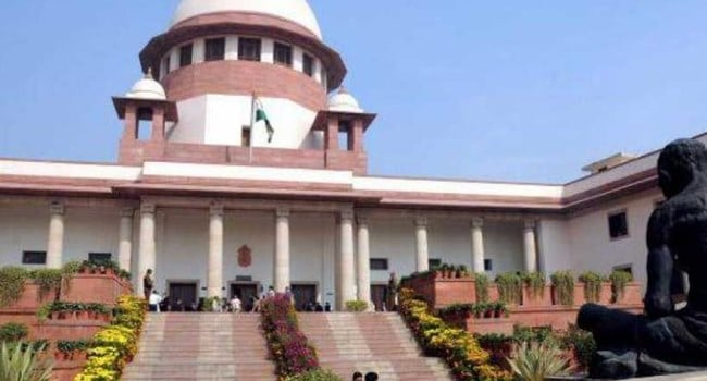 Supreme Court directed political parties to Publish criminal antecedents of candidates - india News in Kannada