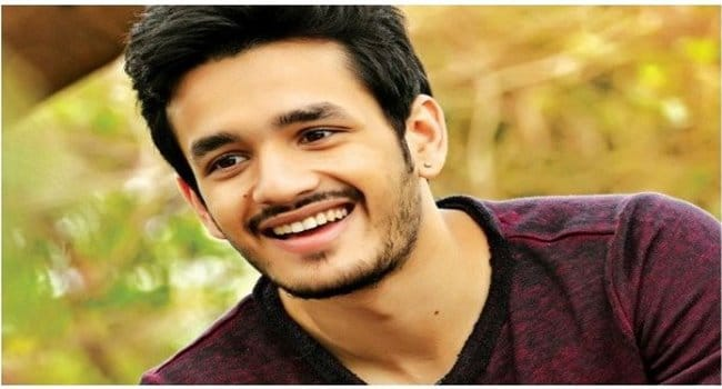 Akhil was injured in the shooting of New Telugu Film Most Eligible Bachelor - sandalwood news in kannada