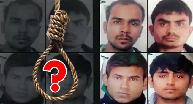 Nirbhaya Case - Execution of Four Convicts Delayed Till Further Orders - india news in kannada