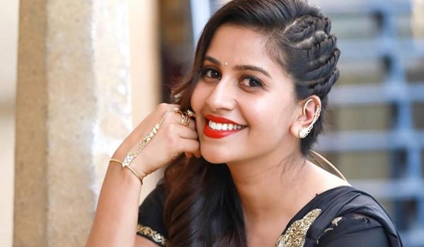 Television host and actor Anushree drug case