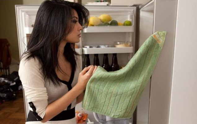 Dirty kitchen towel can spoil your health