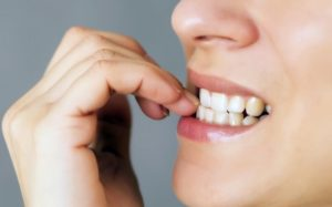 Tips for Stop habit of biting nails