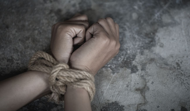 Wife kidnapped her husband for boyfriend